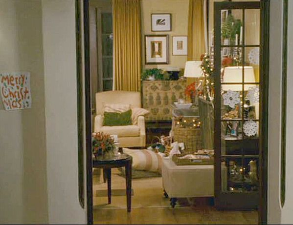 After I featured Amanda's house and Iris's English Cottage from The Holiday, a lot of you asked me to show photos of Mill House, the home that Jude Law's character Graham, owns in the film, too. I ...