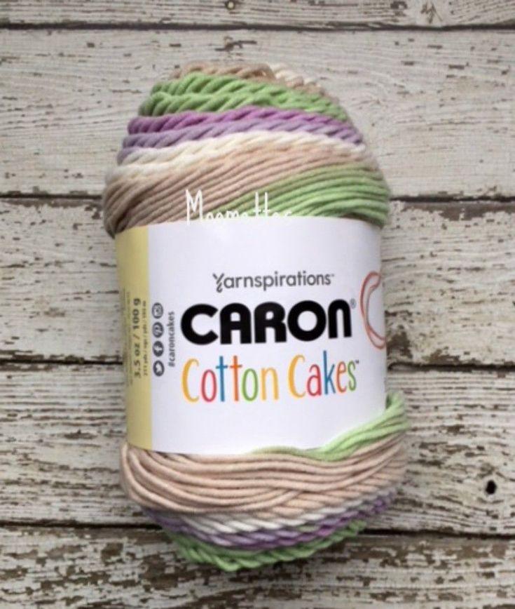 Caron cotton cakes yarn yarnspirations lavender fields 35