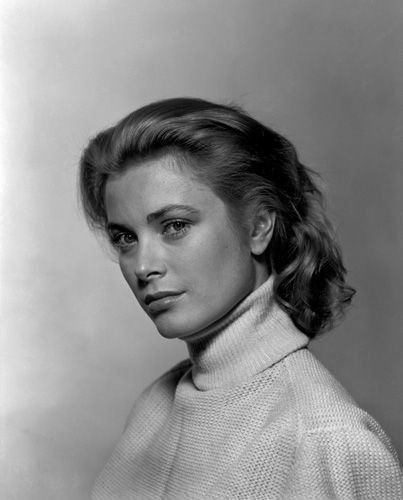 Grace Kelly by Halsman