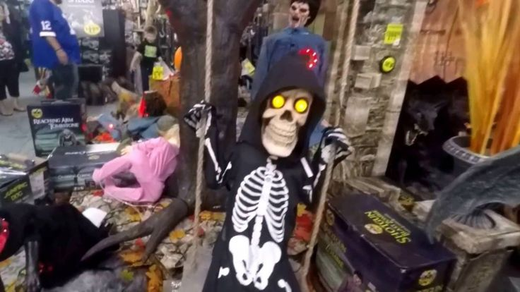 HALLOWEEN CANADA Shopping 2016 Хэллоуин Канада Шопинг CANADA SPIRIT HALLOWEEN…