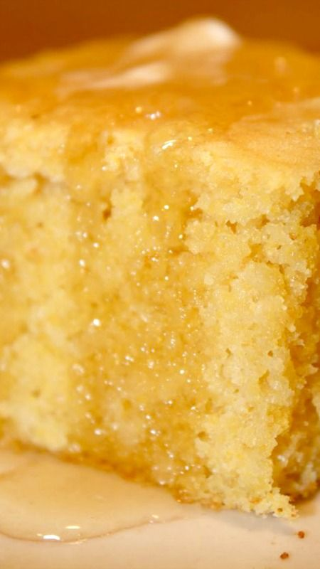 Grandma's Buttermilk Cornbread ~ This cornbread recipe is the BEST... mouthwatering, moist and delicious good