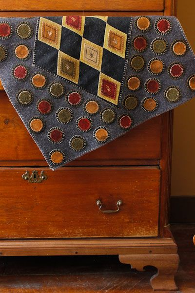 1000 Images About Felty Things On Pinterest Penny Rugs