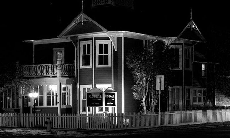 "25 things to do in Calgary this month. One of the things you must do is visit one of the ""most definitely haunted"" buildings in the city. #haunted #october #yyc"