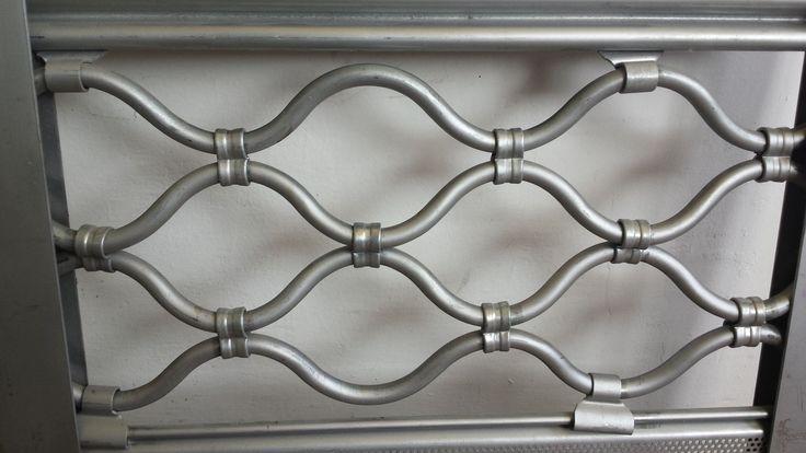 Grilaje metalice zincate