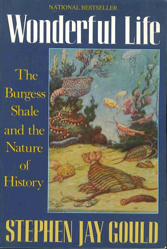 The Burgess Shale and the Nature of History: Stephen Jay Gould