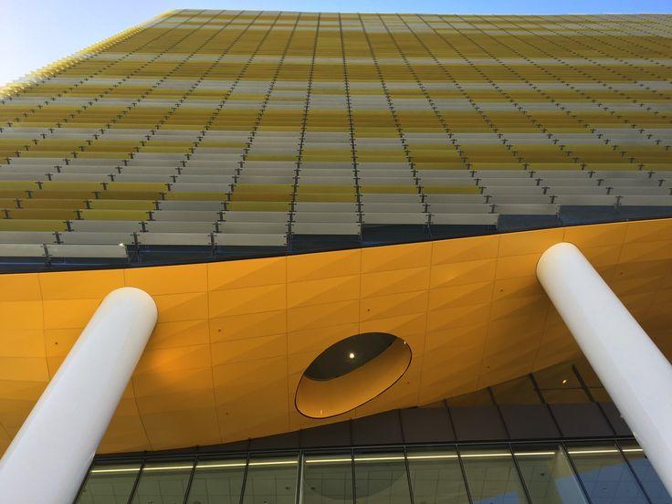 Adelaide University Nursery School - larson® Holo white Silver, Signal Yellow, Sky Blue - Adelaide, Australia