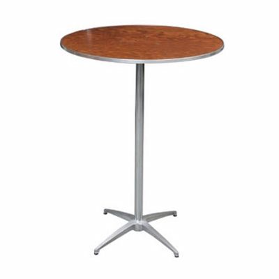 Palmer Snyder Furniture Round Cocktail Table 30 Dia X 42 High Rws 97421 R W Smith Co