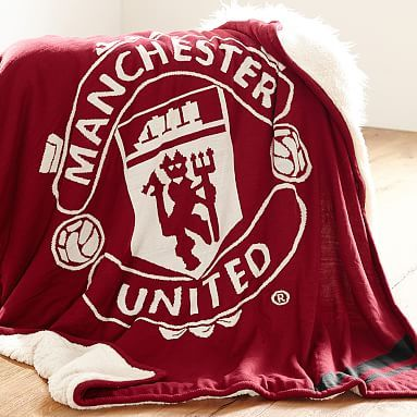 Manchester United Throw #pbteen
