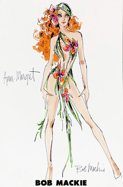 Sketch for Ann Margret