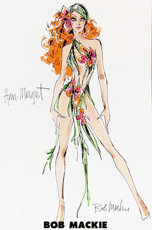 Sketch for Ann Margret