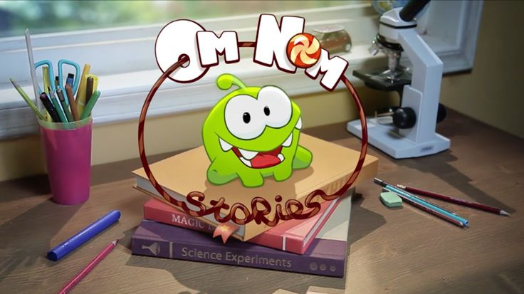 Join the adventures of Om Nom, the cute little green monster from Cut The Rope!