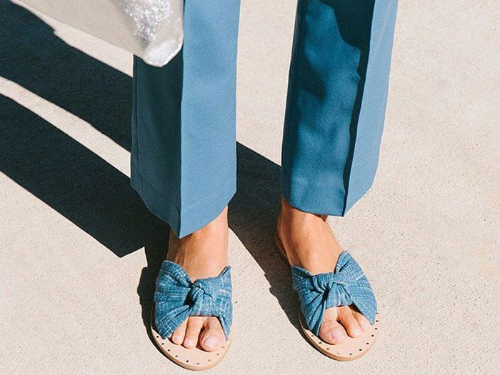 #TuesdayShoesday: 9 Stylish Sandals for Summer via @WhoWhatWear