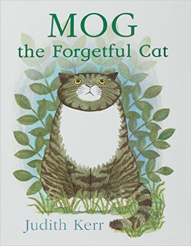 Mog the Forgetful Cat: Amazon.co.uk: Judith Kerr: 9780007171347: Books