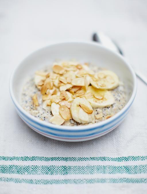 Porridge, lots of ways | Jamie Oliver | Food | Jamie Oliver (UK)