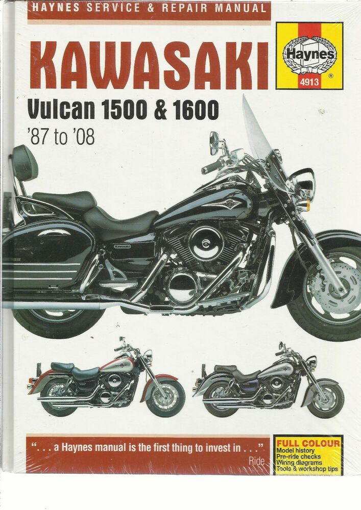 Kawasaki Vulcan 1600 Clic Wiring Diagram - All Diagram ... on