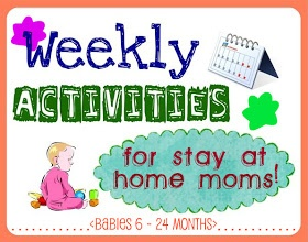 Always in Bluhm: Weekly Activities For Stay At Home Moms