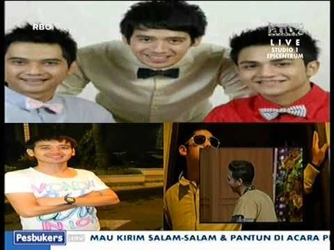 Pesbukers 19 Januari 2014 Part 3 - Nikita Mirzani & Irwansyah (+playlist)