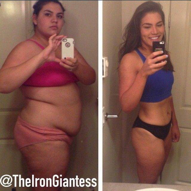The Most Inspirational Weight Loss Transformations Ever!