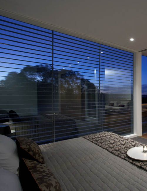 BELLEVUE HILL APARTMENT | alwill #view #bedroom #blinds