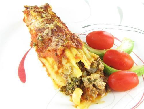 Ground Beef Manicotti – Hearty Italian Main Course Recipe