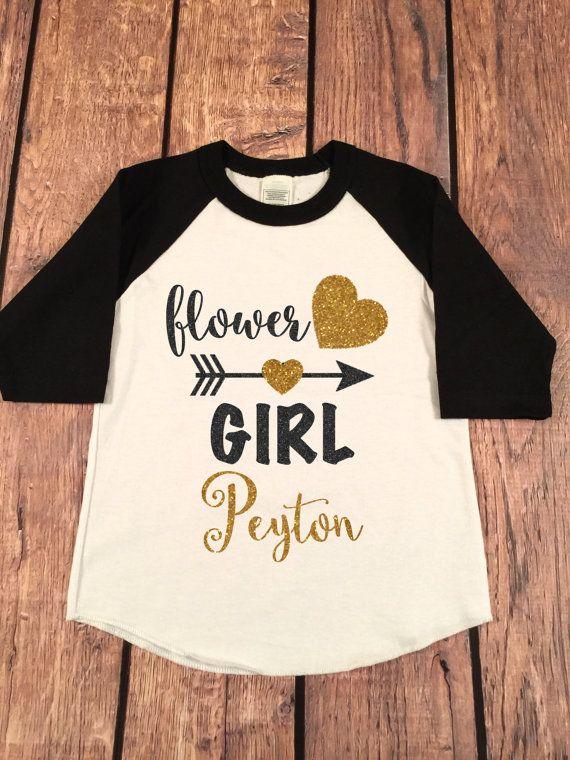 Hey, I found this really awesome Etsy listing at https://www.etsy.com/listing/260460277/flower-girl-raglan-tshirt-flower-girl