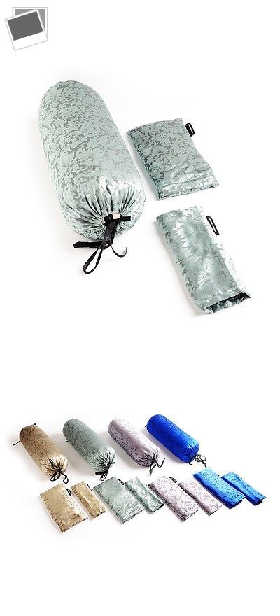 Pilates Accessories 44086: Hugger Mugger Silk Eyebag - Beads - Sage Green BUY IT NOW ONLY: $30.25