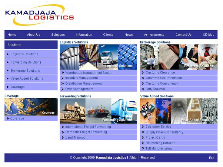 CD Company Profile PT. Kamadjaja Logistics (inside page)