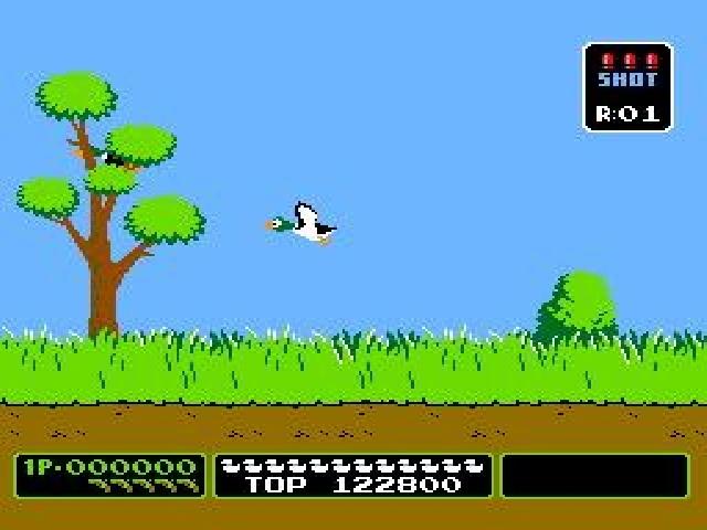 [NES] Duck Hunt