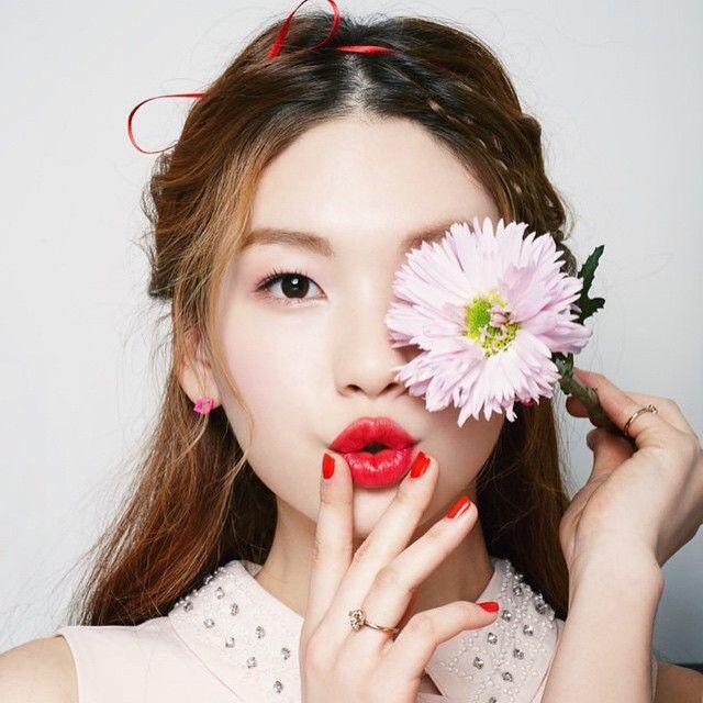 Model Kim Jin-kyung #pixiemarket