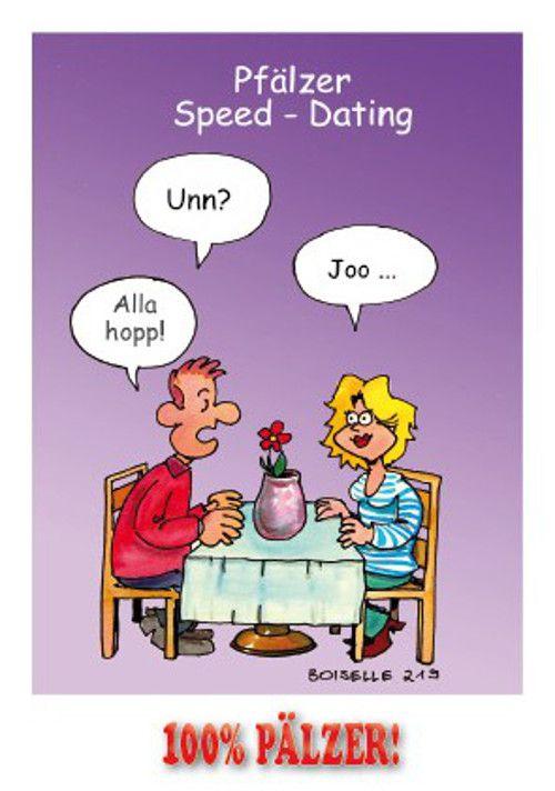 Pfalzer speed dating