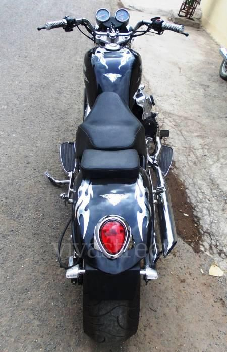 Royal Enfield Modify Look