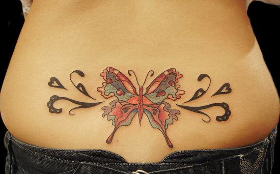 1000 ideas about tattoos on lower back on pinterest for Crown tattoos on lower back