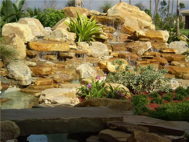 Garden rockery ideas for your yard outdoors pinterest for Garden design ideas rockery