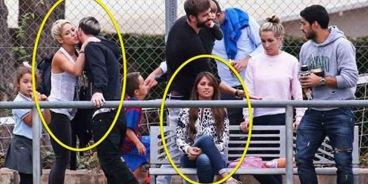 Se revela el verdadero motivo por el que la esposa de Messi no soporta a Shakira y la excluye de sus eventos…