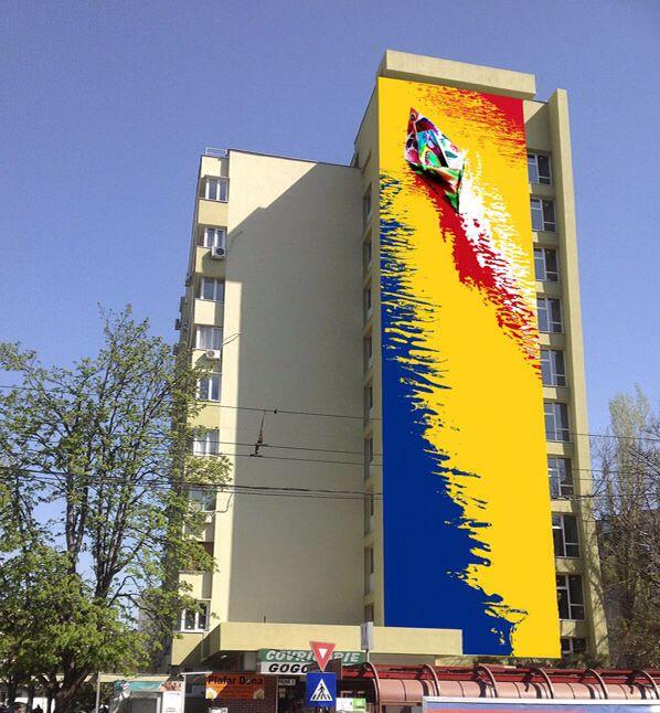 by SPMG Art Group (Anna Taut) - Bucharest, Romania - 2013