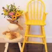 ... furniture inspiration  Pinterest  Jenny Lind, High Chairs and Chairs