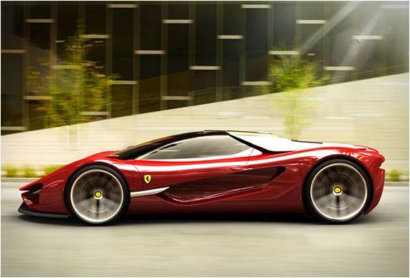 Ferrari Prototype
