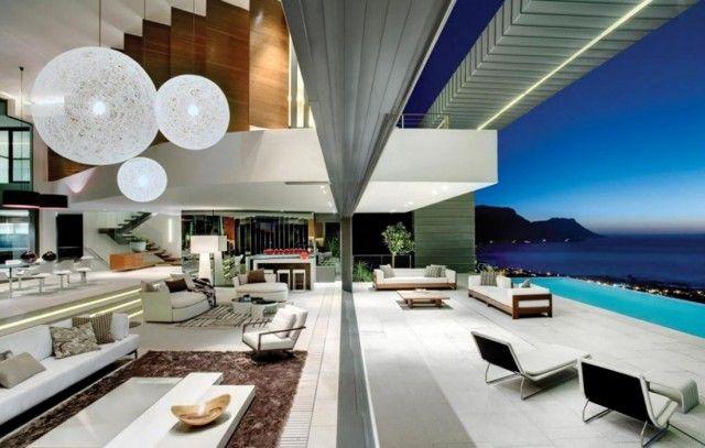 Abitare nel lusso: 10 dimore da sogno con viste paradisiache - Style - Il Magazine Moda Uomo del Corriere della Sera