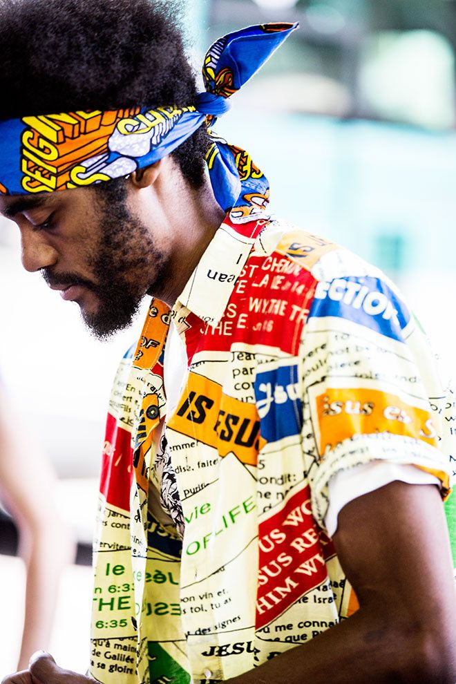 Street looks à la Fashion Week homme printemps-été 2016 de Paris 95