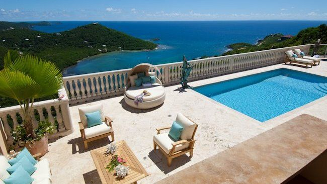 Eco Serendib Villa and Spa, a sumptuous retreat with breathtaking views of the Caribbean Sea and St. John's southwestern coast, is offering ...