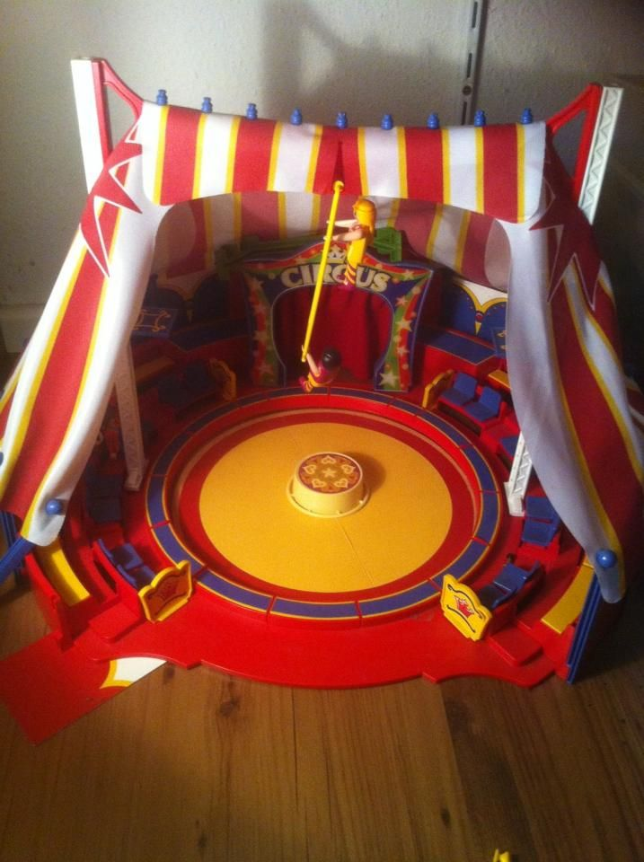 Playmobil Zirkuszelt  Playmobil 4230