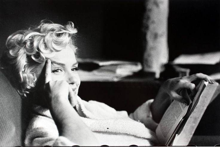 Marilyn by Eliott Erwitt
