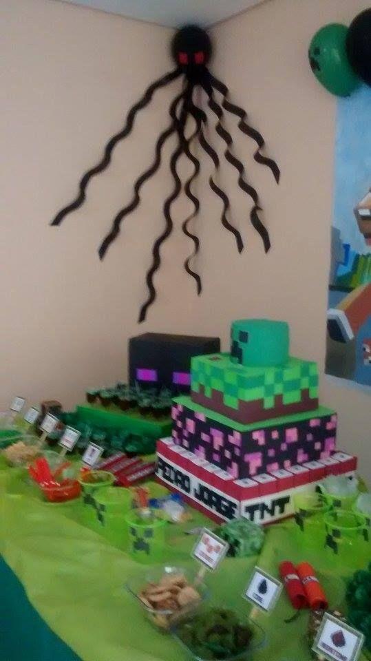 festa minecraft…