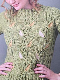 Ravelry: Gladioli pattern by Emma Vining