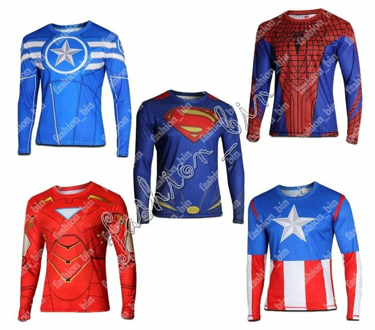 Super Hero Costume MAN OF STEEL Running Long Jersey Casual T-Shirts Sz S-4XL New  http://www.ebay.com/itm/Super-Hero-Costume-MAN-OF-STEEL-Running-Long-Jersey-Casual-T-Shirts-Sz-S-4XL-New-/390812416788?pt=US_Mens_Tshirts&var=&hash=item5afe3c3b14