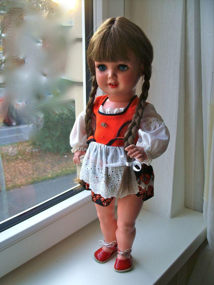 Puppe Wernicke 178/950 in Antiquitäten & Kunst, Antikspielzeug, Puppen & Zubehör, Massepuppen   eBay