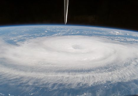 Higher Number of Atlantic Storms Linked to Global Warming : TreeHugger