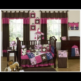 baby cowgirl bedding