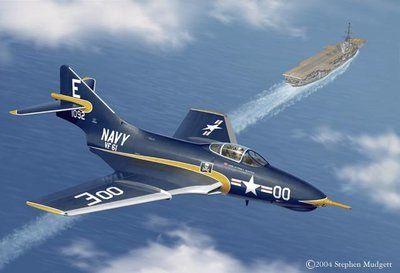 Grumman COUGAR F9F