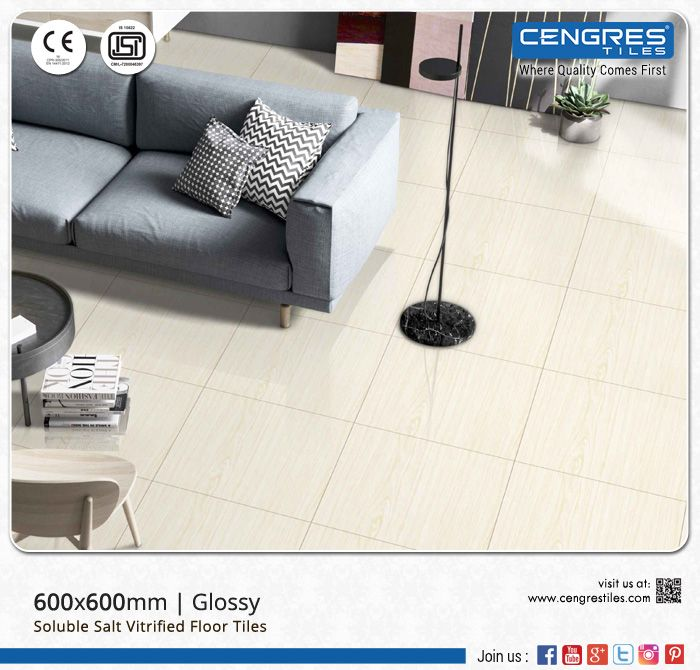 Cengres Tiles Ltd Offers Exclusive Range of Soluble Salt Vitrified Tiles; We Believe Our Valuable Customers Find the Beauty in Everything!!